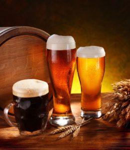 tschechisches und sächsisches Bier