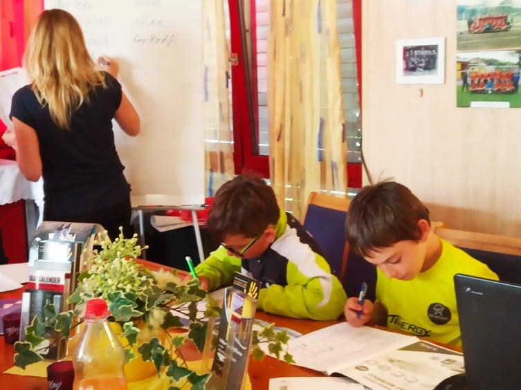 Sprachkurse in Tschechisch für Kinder